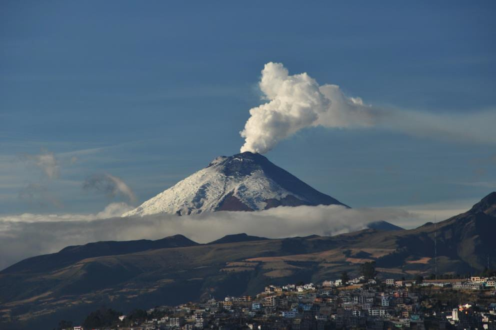 Mount Cotopaxi