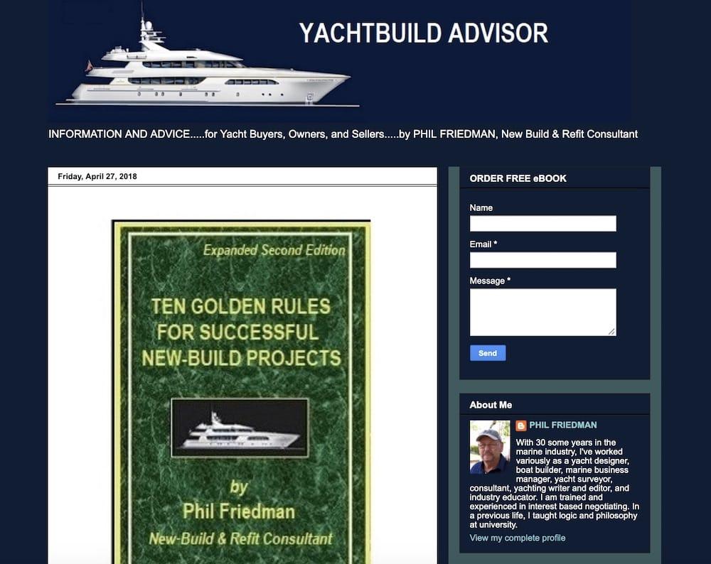 Phil Friedman Digital Publishing