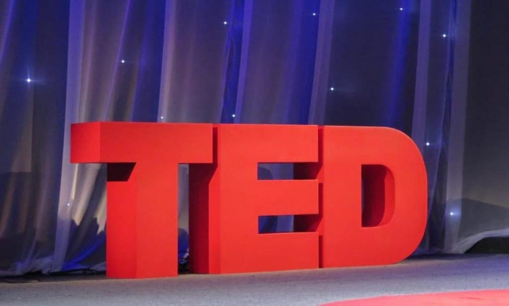Post October 3rd 2019 The power of one Ted talk