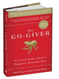 The Go Giver by Bob Burg