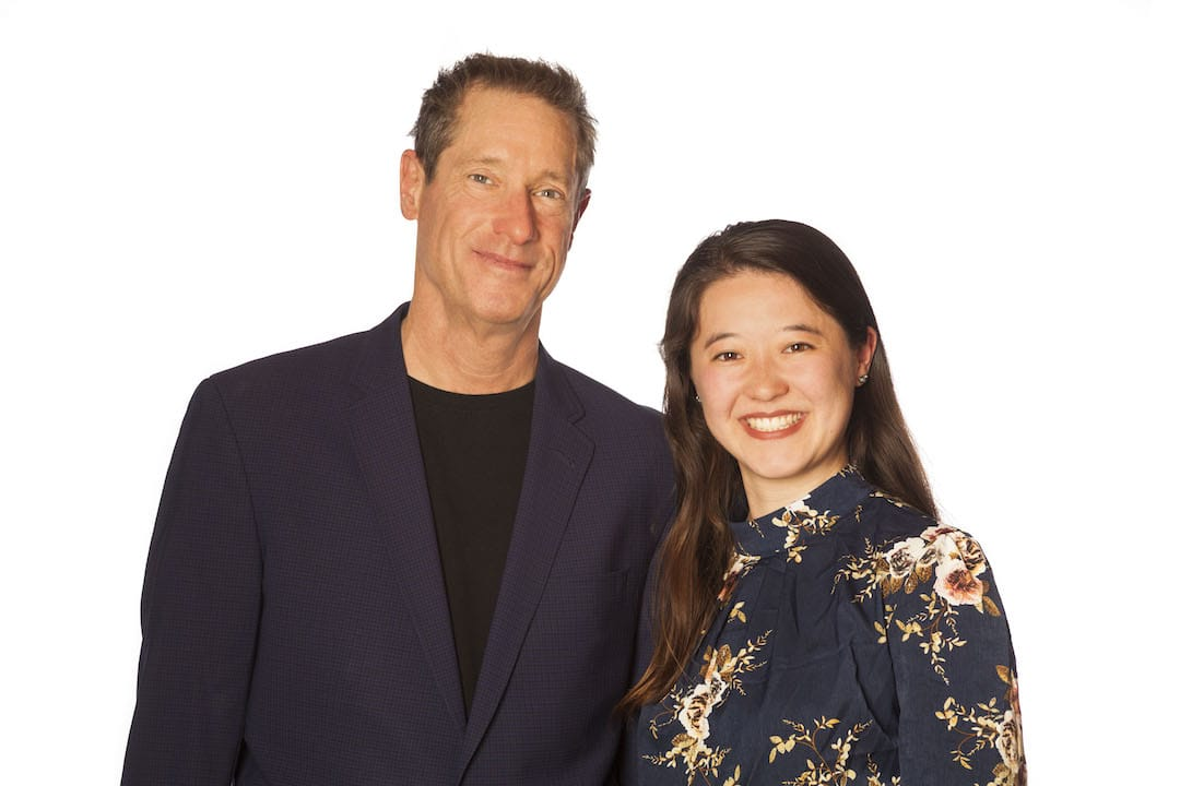 """David Meerman Scott and Reiko Scott - authors of the book """"Fanocracy: How to Turn Fans into Customers and Customers into Fans"""""""