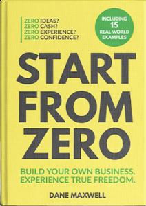 Start From Zero Cover