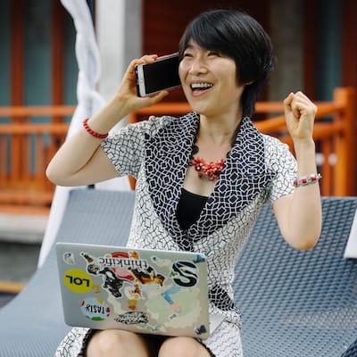Dr. Ai Zhang Headshot