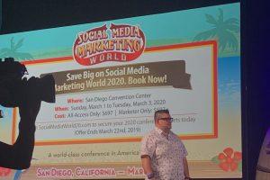 Social Media Marketing World 2020
