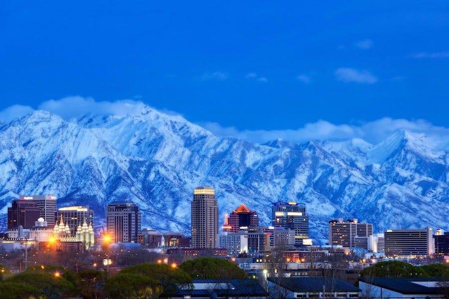 Utah Mountain Ranges