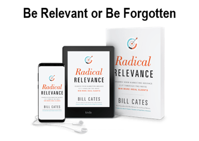 Bill Cates - Radical Relevance Book