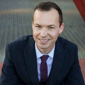 Dr. Travis Zigler Headshot