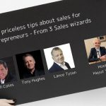 3 Sales Advices