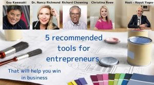 The 5 Recommended Tools For Entrepreneurs That Will Help You Win In Business
