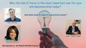 The law of FOCUS