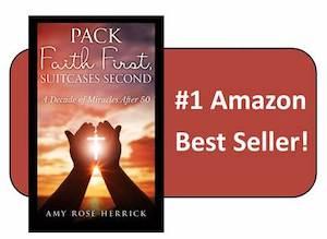 Amy Rose Herrick #1 Amazon Best Seller