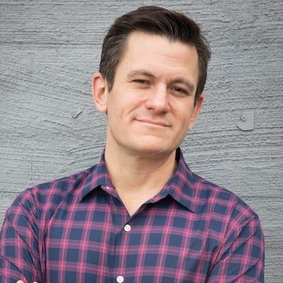 David Wachs Headshot