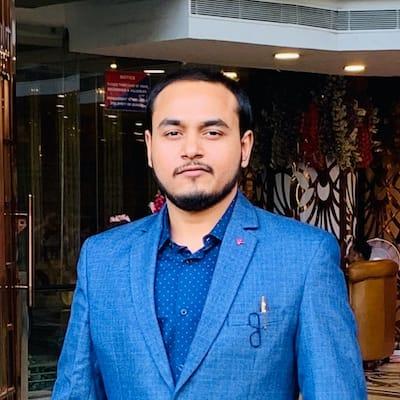 Imran Headshot