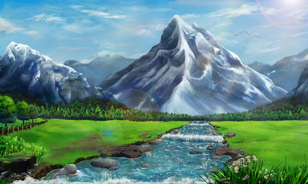 Imaginary Mountain