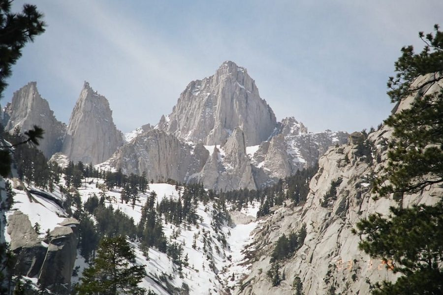 Mount Whitney, California