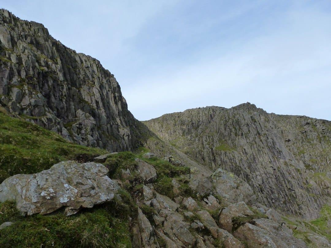 Bowfell mountain