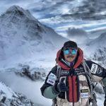 Nirmal Purja makes history by climbing all 14 peaks above 8,000 meters in 190 days