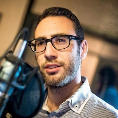 Daniel Gefen Headshot
