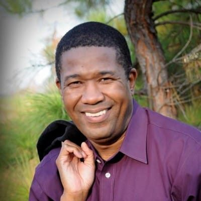 Kevin L. Jackson Headshot