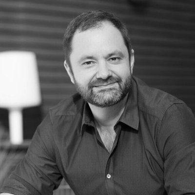 Martin Huesboeck Headshot