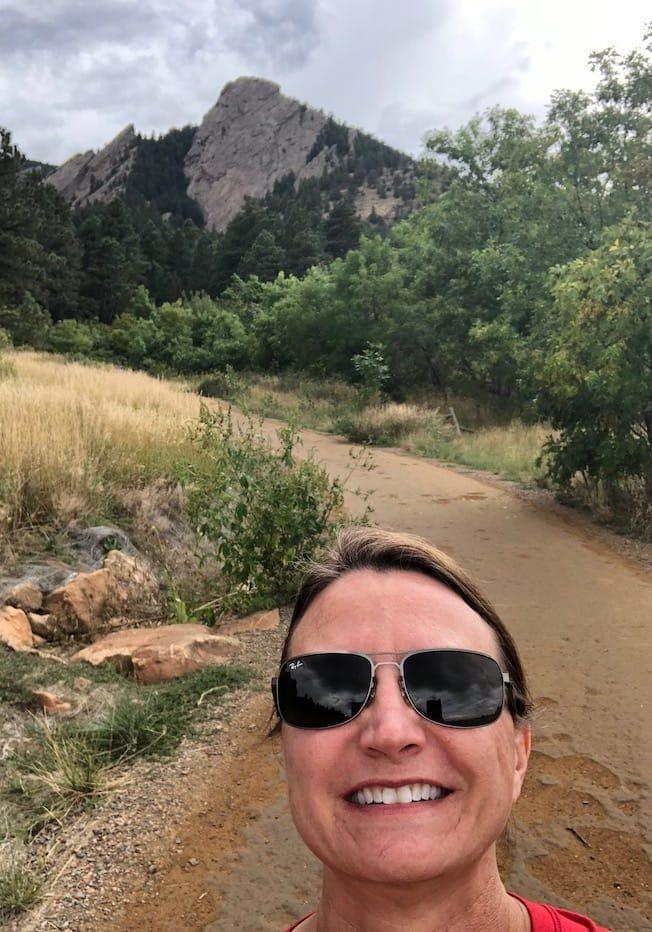 Pam Gooddwin - Mountain 2
