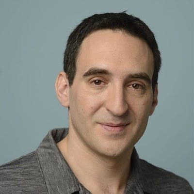 Shaul Olmert Headshot