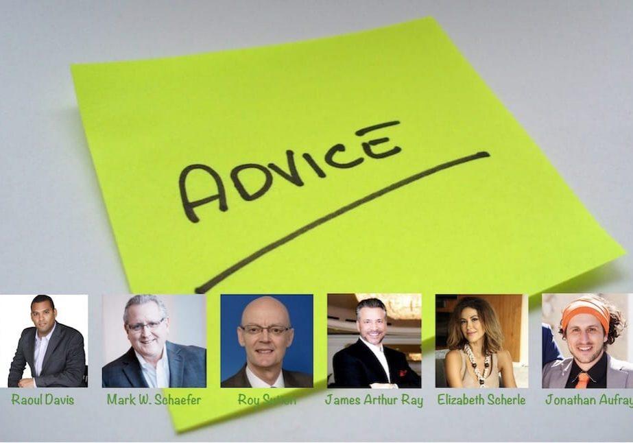The best advice November 2018