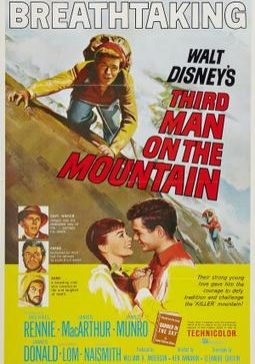 Third Man on the Mountain poster